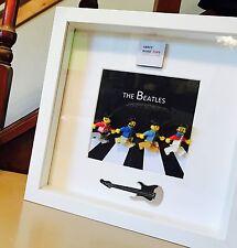 Beatles Gift - Lego Abbey Road Frame