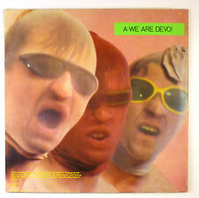 "12"" LP - Devo - Q: Are We Not Men? A: We Are Devo! - B3365 - RAR, blue vinyl"