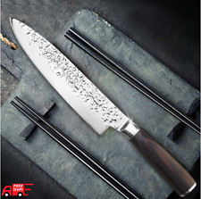 Professional Chef Knives Kitchen Knife 8 inch Japanese 7CR17 440C High Stainless