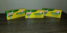 Knorr Chicken Flavor Bouillon Cube CUBES - 3 Boxes With 8 Cubes Each - Fast ship