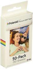 Polaroid 2x3 inch Premium Zink Photo Paper (Pack of 50)