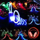 LED Shoelaces Flash Light Up Glow Shoestring Shoe Laces For Club Party Xmas Gift