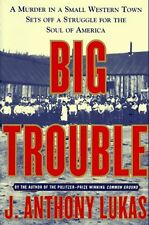 Big Trouble: A Murder in a Small Western Town Sets