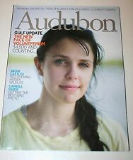 Audobon Magazine November-December 2010 Volunteerism