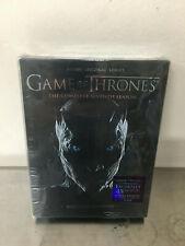 Game of Thrones Season 7 DVD Box Set Standard Edition.US Stock