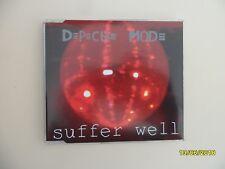 Depeche Mode 'Suffer Well' / 'Better Days' Rare 2 Track CD 2006 UK Single NM