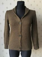 ISABEL MARANT Damen Strickjacke Size UK 12 , L , 40 Wolle Alpaka Cardigan Italy