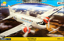 COBI C-47 Skytrain - Berlin Airlift (5702) - 540 elem. - US transport aircraft