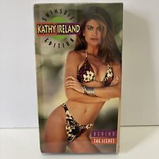 Kathy Ireland Swimsuit Edition Vhs Sports Illustrated Pin Up Factory Sealed 1995