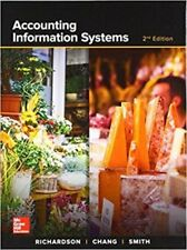 ACCOUNTING INFORMATION SYSTEMS 2e Global Edition