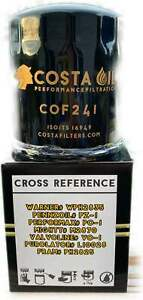 COF241 ~ ONE BRAND NEW ~ BETTER THAN FRAM PH3614 Engine Oil Filter Extra Guard