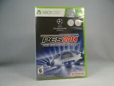 Pro Evolution Soccer 2014 (Microsoft Xbox 360, 2013)