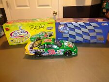 NEW Action 1:18 Die Cast Bobby Labonte #18 Interstate Batteries 1999 Pontiac Car