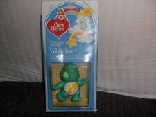 "BRAND NEW SEALED Vintage Care Bears Poseable 3.5"" Figure Wish Bear 60410 1984"