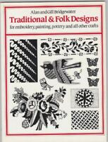 Very Good, Traditional and Folk Designs for embroidery, painting, pottery and al