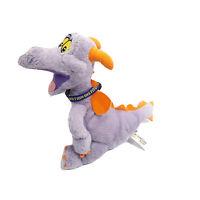 Disney Parks FIGMENT Epcot Purple Dragon Plush Doll Imagination Institute 9in