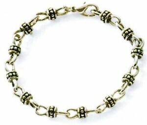 Premier Designs Jewelry Lauren Antiqued Silver Plated Bracelet RV$25