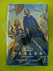 Fables Deluxe Edition #9 - Sealed Hardcover - Bill Willingham - VF+ - DC