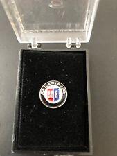 Rare BMW Alpina pin badge Brand New In Original Box Official Merchandise