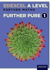 Edexcel A Level Further Maths: Further Pure 1 Student Book by Brian...