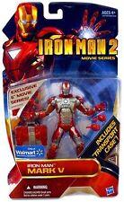 "IRON MAN 2_IRON MAN Mark V 6 "" figure_Exclusive Limited Edition_Movie Series_MIP"