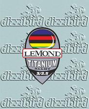 LEMOND 3/2.5 TITANIUM