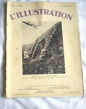 L'illustration 25 Février 1933