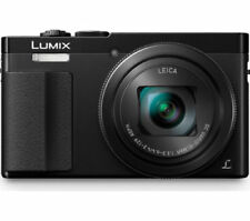 PANASONIC Lumix DMC-TZ70EB-K Superzoom Digital Camera Black, 12.1MP / NEW