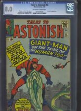 Tales to Astonish # 55 CGC (8.0)