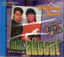 > AKCENT / Zenek Martyniuk - Dajcie Mi Gitare / disco polo dance / CD sealed