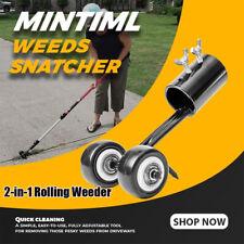 Mintiml Weeds Snatcher No-Bend Weeding Gardening Weeds Snatcher