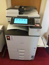 More details for ricoh mp c5503 printer photocopier scanner - multi functional