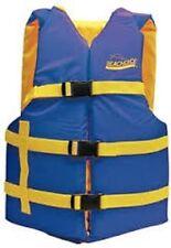 "New Seachoice Blue/Yell Xl Adult Vest 40-60"" 86240"
