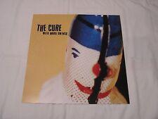 The Cure Promo Flat-Wild Mood Swings