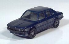 "Herpa BMW 528i 1:87 HO Scale Model 2.25"" Blue Alpina"