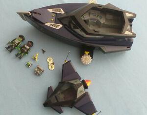 Playmobil Robo Gangster Turbokampfschiff 4882 / Top Agents