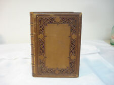 Antique 1868 LUCILE Owen Meredith Ticknor and Fields Illustrated Early Edition
