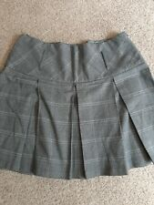 Debenhams Ladies Check Skirt 12 (2130B)