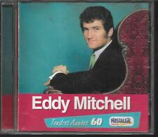 CD COMPIL 17 TITRES--EDDY MITCHELL--TENDRES ANNEES 60