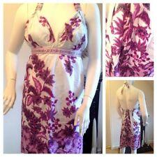 Women's Cotton Blend Floral Boho, Hippie Summer/Beach Dresses