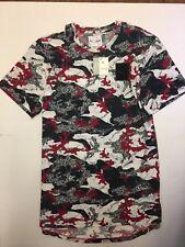 PUMA x TRAPSTAR Collab Trap Camo T-Shirt 3M Reflective Men's Sz XL New
