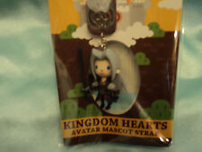 Kingdom Hearts Avatar Mascot Strap Sephiroth  *New in Package*