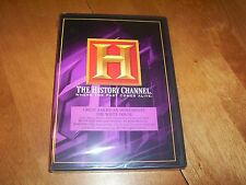 GREAT AMERICAN MONUMENTS THE WHITE HOUSE President History Channel DVD NEW
