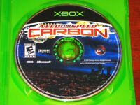 Need For Speed Carbon - Original XBOX Racing Game (2006)