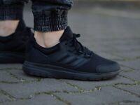 Adidas Men Shoes Running Training Galaxy 4 Cloudfoam Wokrout Black EE7917 New