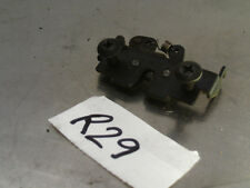 2008 PIAGGIO NRG 50 WATER COOLED SEAT RELEASE LATCH CATCH *R29