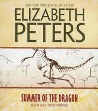 Summer of the Dragon by Elizabeth Peters (2012, CD, Unabridged)