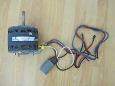 "Blower Motor 1/3 Hp 208-230V 1100 Rpm 2 speed Cw rotation 1/2 x 3"" shaft w/ cap"