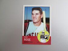 1963 TOPPS STYLE PETE ROSE ROOKIE CINCINNATI REDS #578 REPRINT