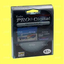 Genuine Kenko 67mm Pro1 D Pro 1 Digital Lens Protector Clear Filter Pro1D Pro 1D